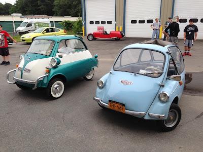 Heinkel Cabin Scooters