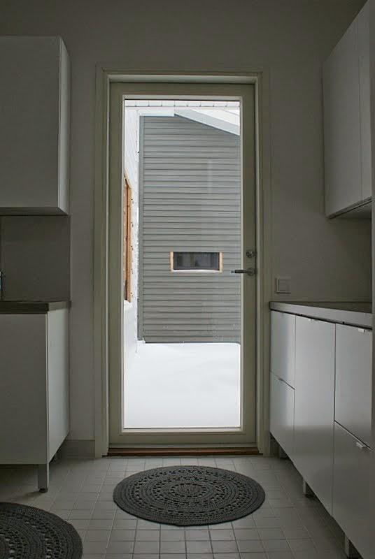 saunatupa, valkoinen
