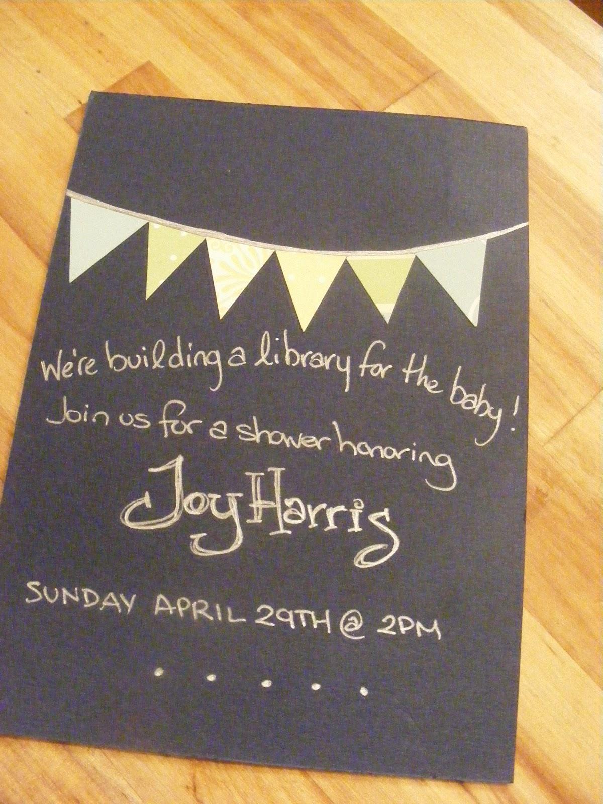 Scroll Baby Shower Invitations is beautiful invitations design