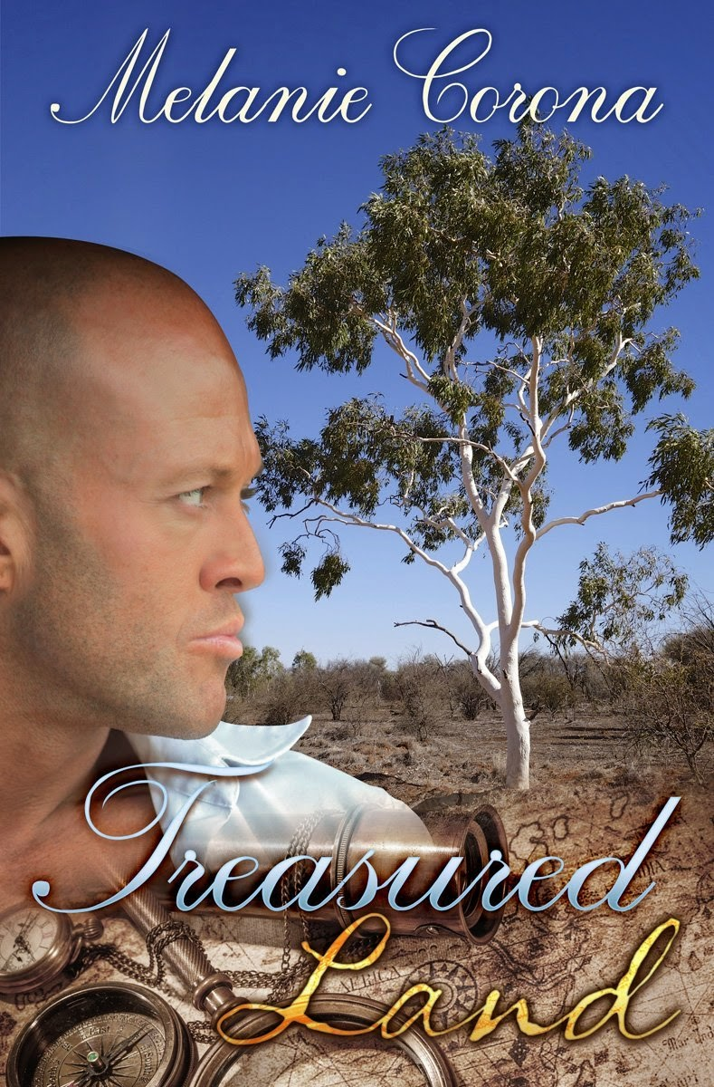 Treasured Land by Melanie Corona
