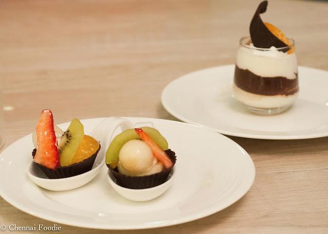 Dessert Safari