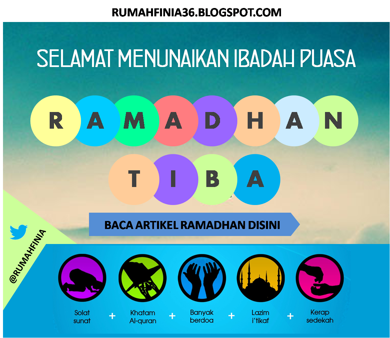 #RamadhanTiba