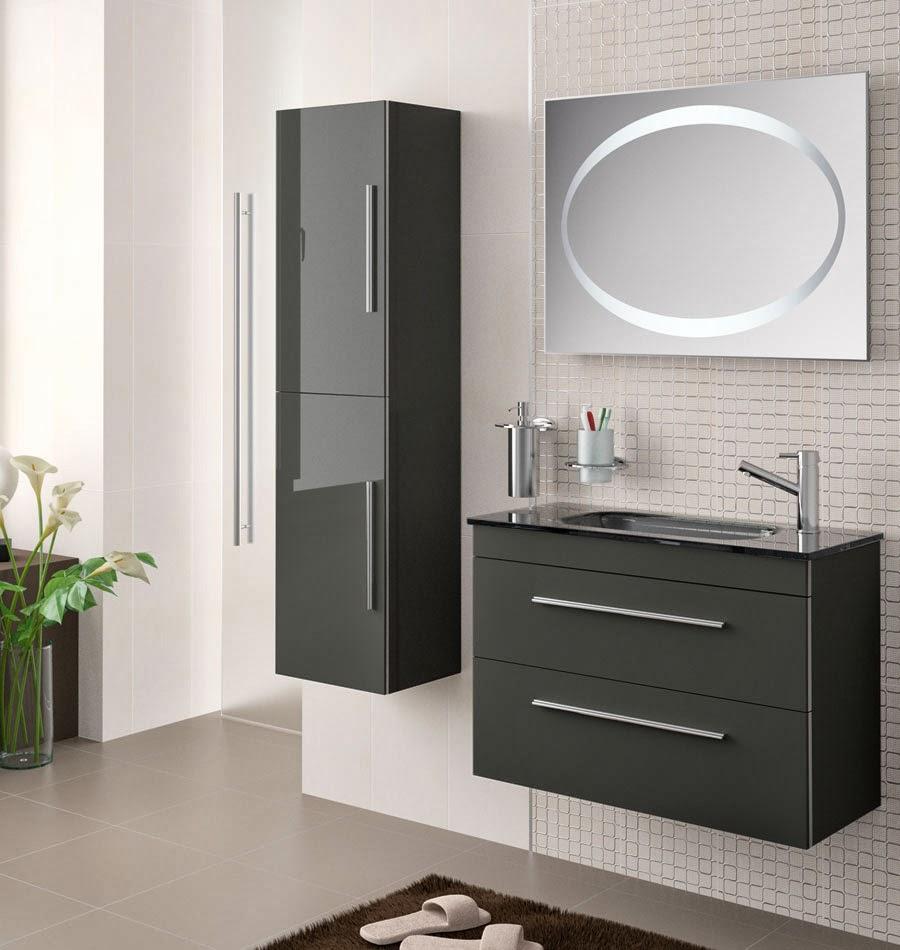 Mueble ba o fondo reducido 35 tu cocina y ba o - Fotos de muebles de bano modernos ...
