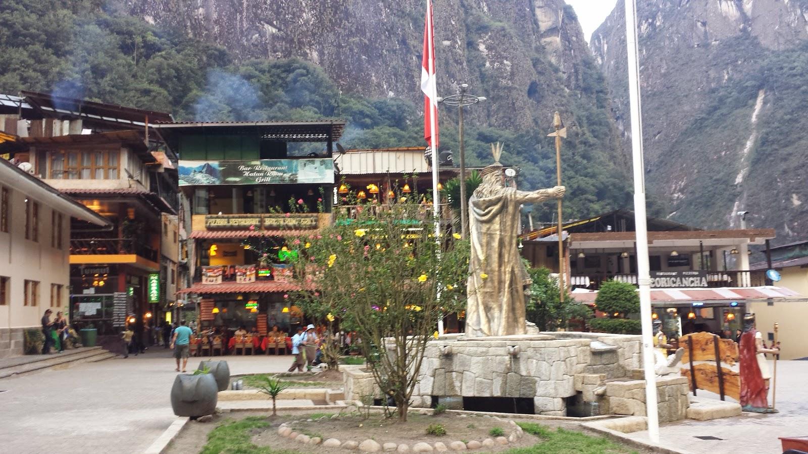 Aguas Calientes Centro, Machu Picchu