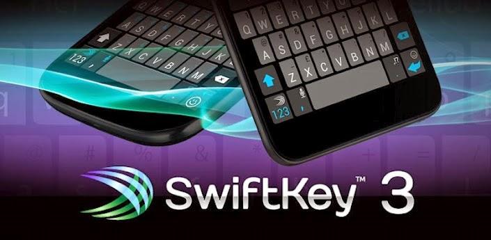 لوحة مفاتيح أندرويد -swiftkey
