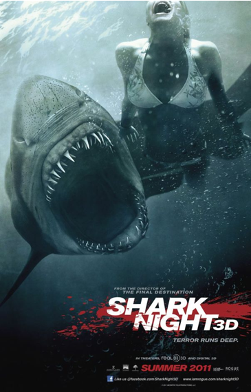 Trailer Breakdown: SHARK NIGHT 3D