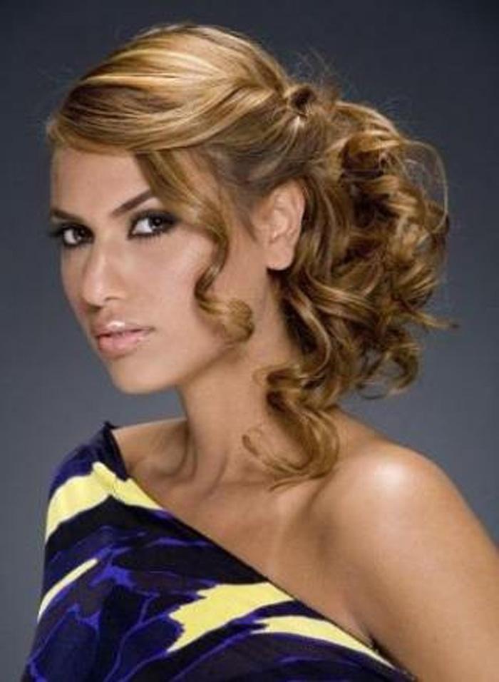 Fresh Look Celebrities Medium Hairstyles