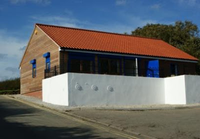 Living Seas Centre at South Landing, Flamborough