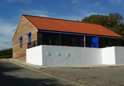 Living Seas Centre at South Landing, Flamborough