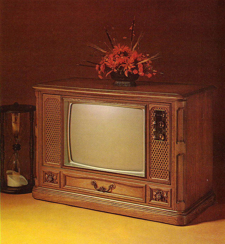 Color Tv From 1971