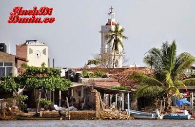 Kota Venice Yang Di Meksiko