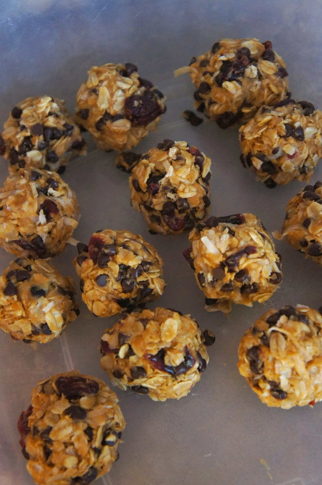 No Bake Oat Snack Bites: Savory Sweet and Satisfying