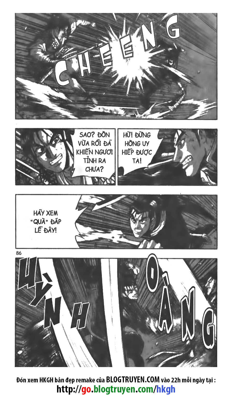 Hiệp Khách Giang Hồ chap 343 page 21 - IZTruyenTranh.com