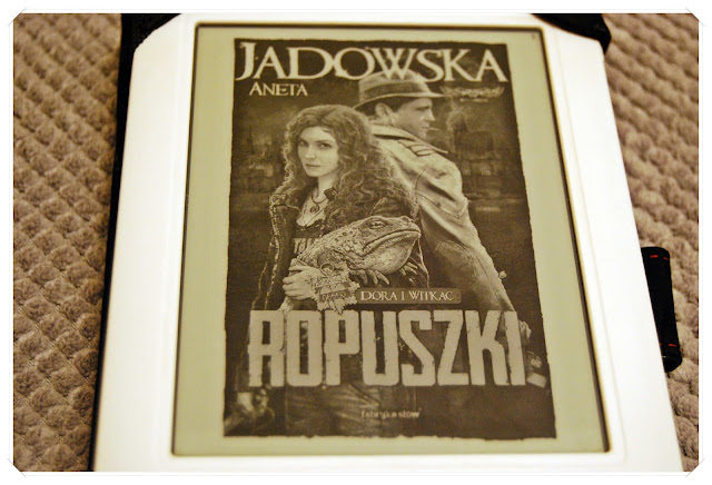 """Ropuszki' Aneta Jadowska"