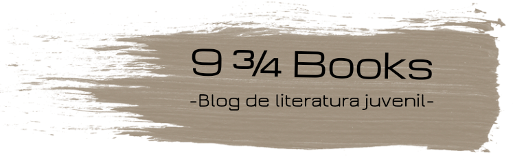 9 3/4 Books