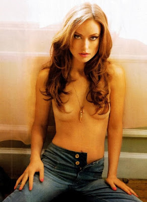 Sexy Hot Irish Women - Olivia Wilde Topless