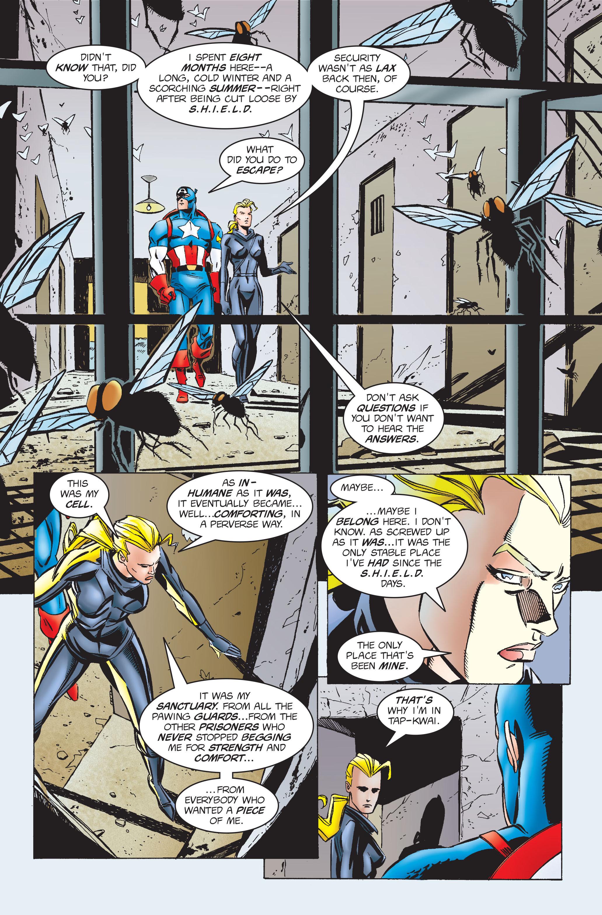 Captain America (1968) Issue #454 #411 - English 13