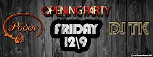 ΡΟΔΟΝ - OPENING PARTY