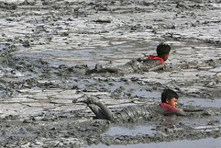 Lapindo Mudflow Tragedy