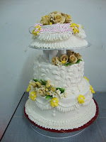 STACK + TIERS CAKE
