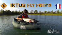 Peche mouche IKTUS, Carp Fishing, Lodges Pyrenees, Fly Fishing, Reservoire France