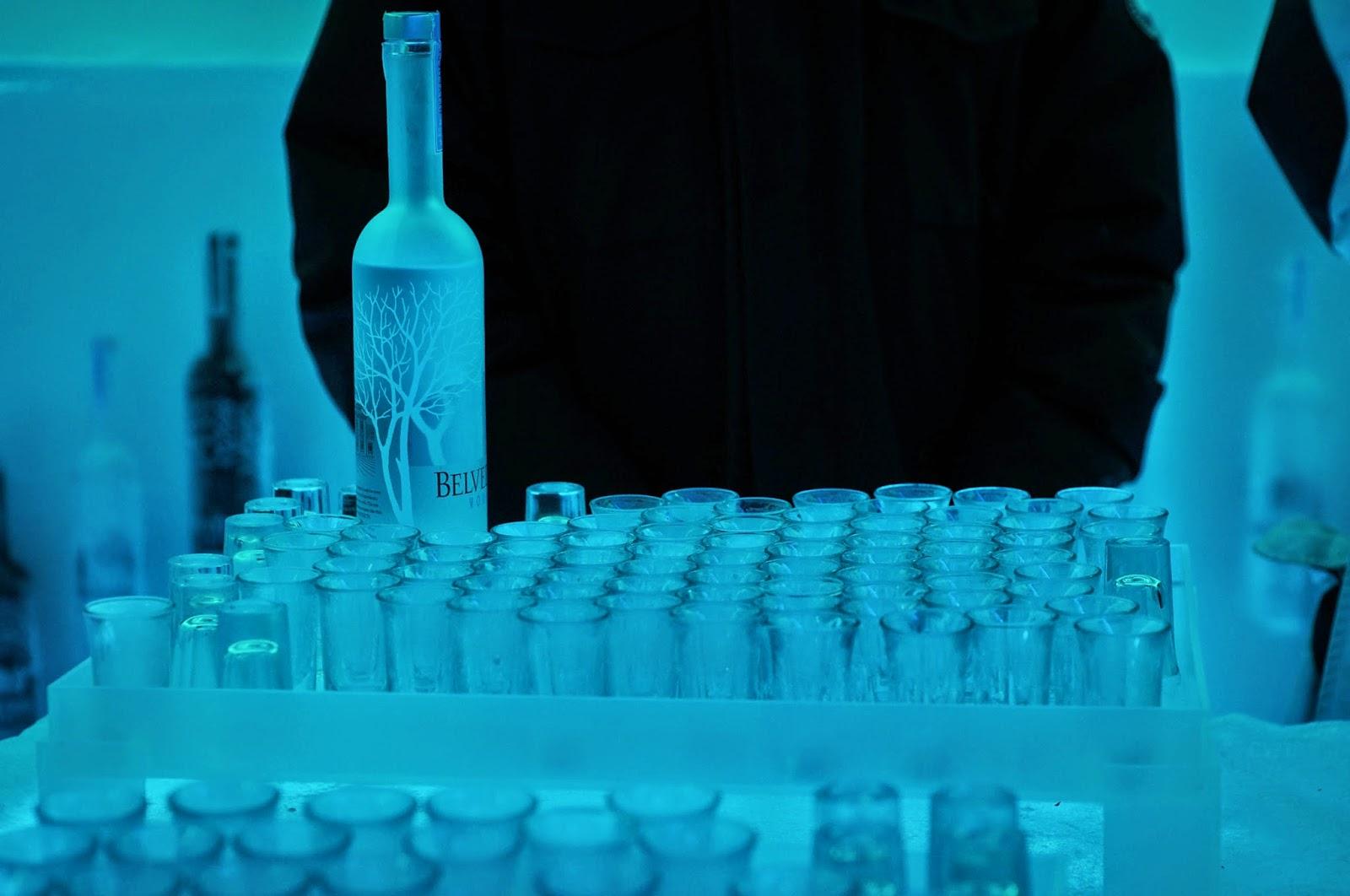 Вистлер. Vodka room.