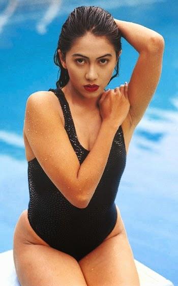 selebritis artis model seksi foto syur sally marcelina di
