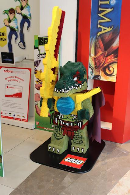 Lego Timsah