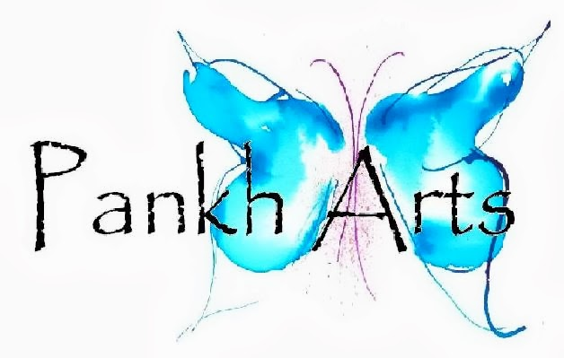 """The Crafty World"" - Pankh Arts"