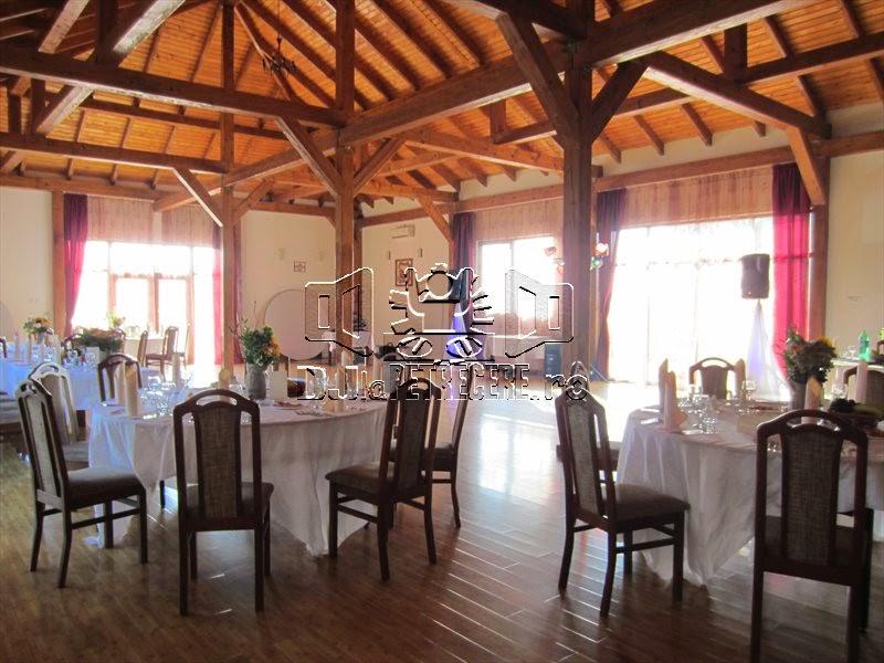 Nunta cu DJ la Popasul Voievozilor - sat Lacul Turcului - 1