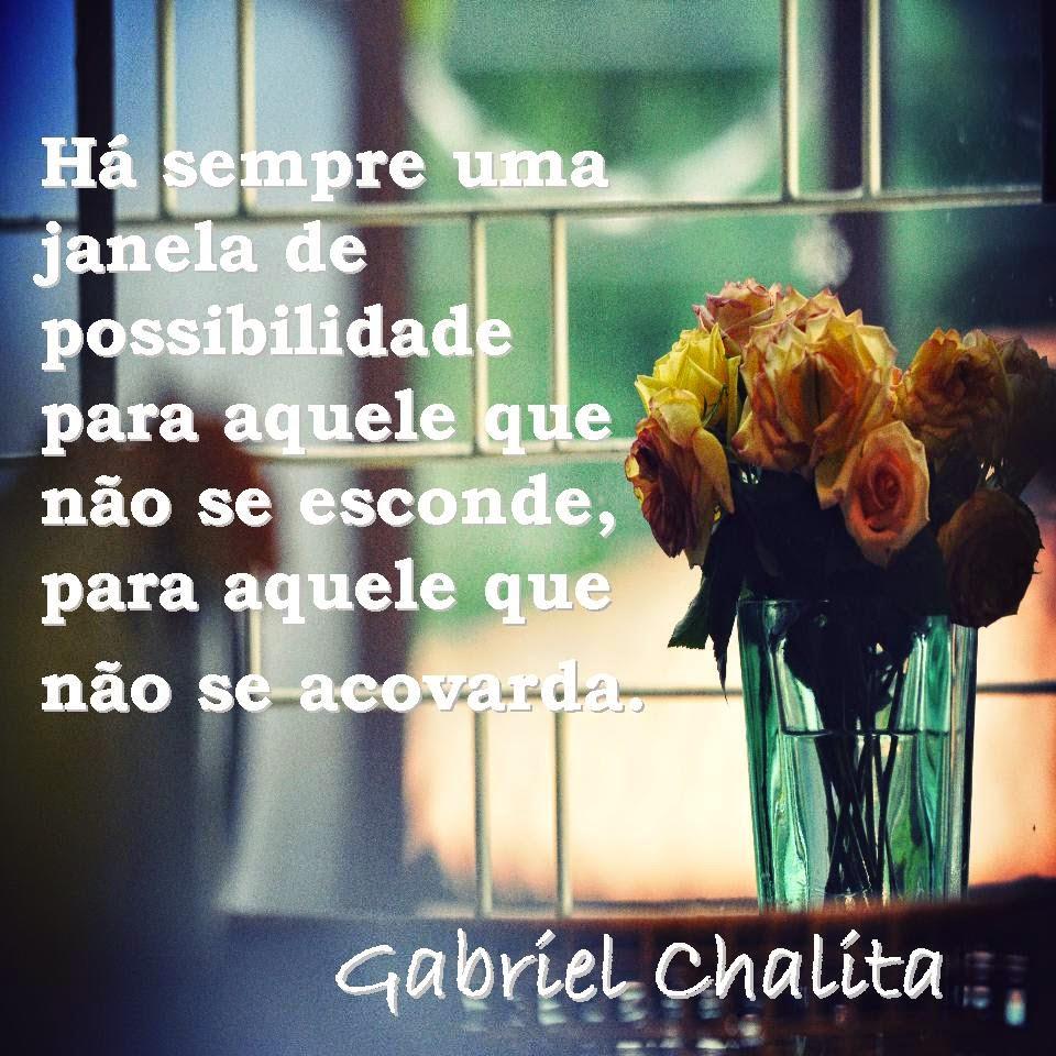 Especial Gabriel Chalita Reflexão Gera Ação Portal Criarts