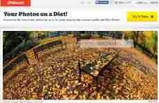 JPEGmini: aplicación online para comprimir imágenes en formato jpeg
