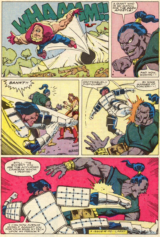 Conan the Barbarian (1970) Issue #197 #209 - English 8