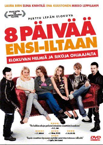8 paivaa ensi-iltaan movie