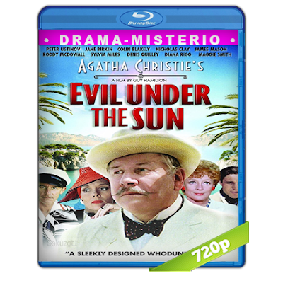 Muerte Bajo El Sol (1982) BRRip 720p Audio Dual Castellano-Ingles 2.0