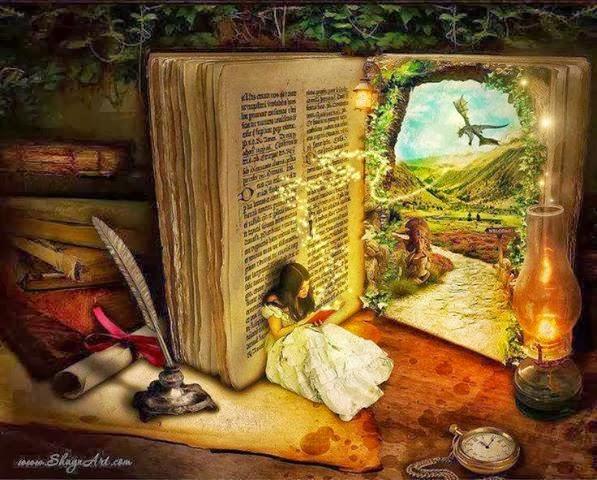 """""""Amar la lectura es trocar horas de hastío por horas de inefable y deliciosa compañía"""" .John Fitzge"""