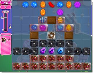 Candy Crush tips level 400 | Haar verwarde rockster
