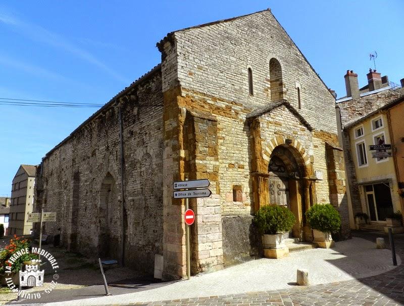 TOURNUS (71) - Eglise Saint-Valérien