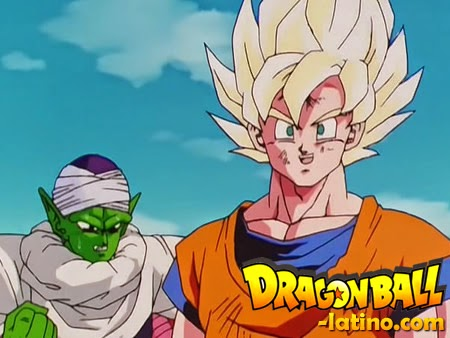 Dragon Ball Z capitulo 182
