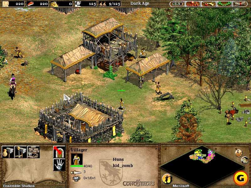 Cuarteles de la Alta Edad Media (Age of Empires II) Age2x_screen003