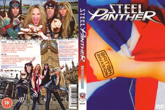 STEEL PANTHER - The British Invasion Steel+Panther+-+British+Invasion