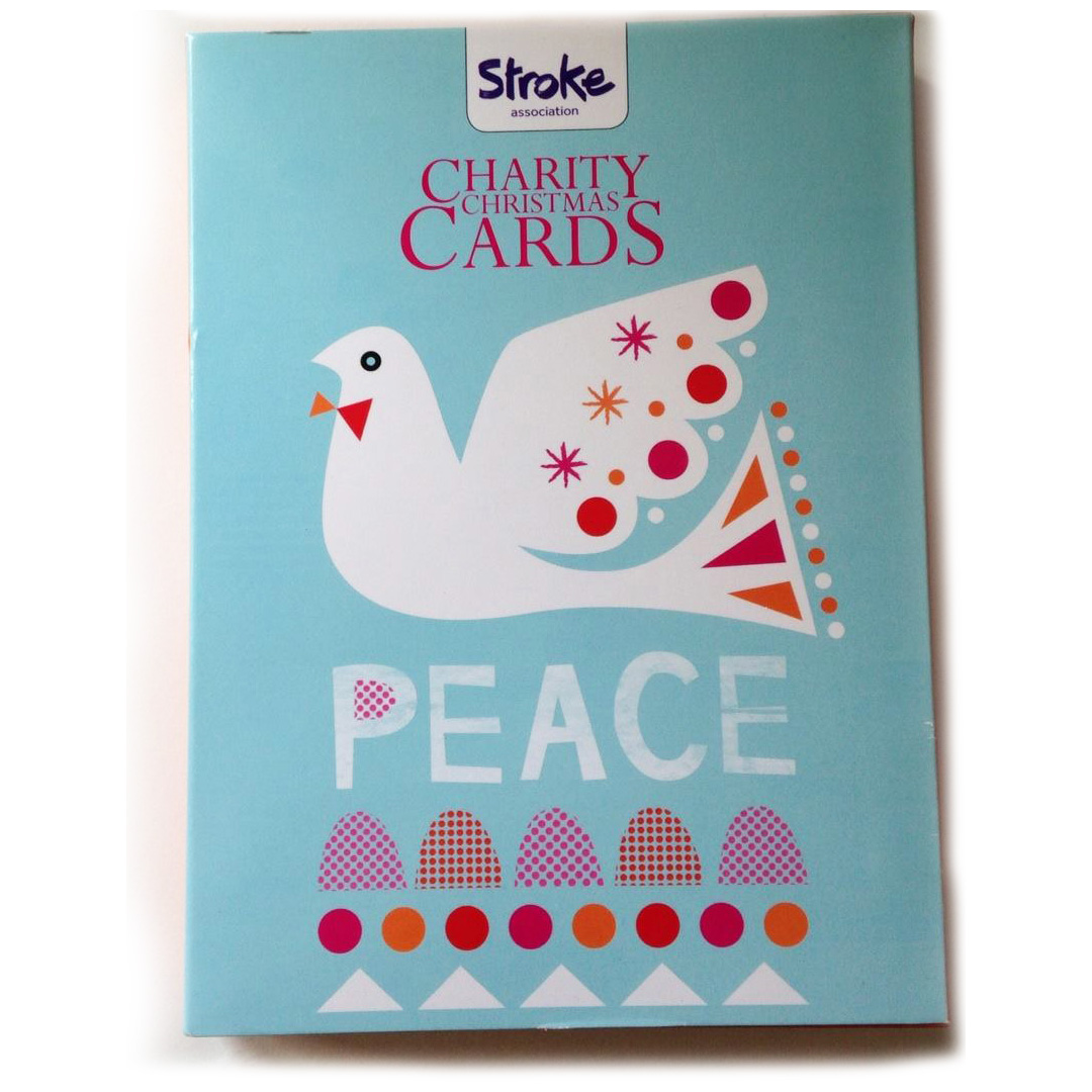 Amy Cartwright | Peace Dove card