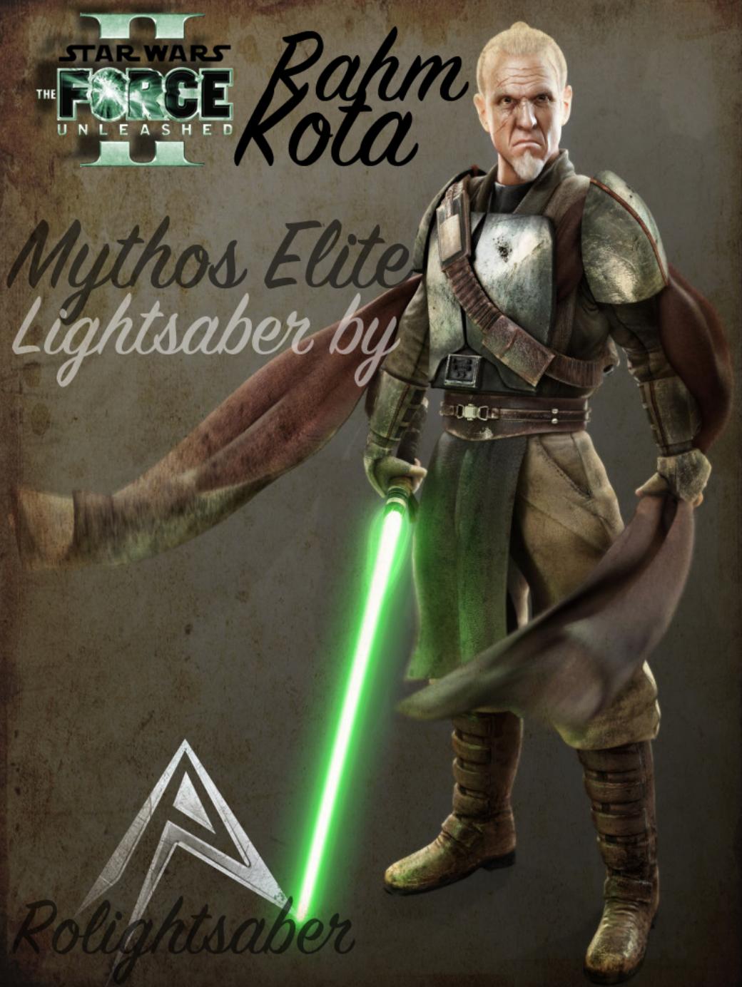 Kota TFU2 Mythos E. Lightsaber