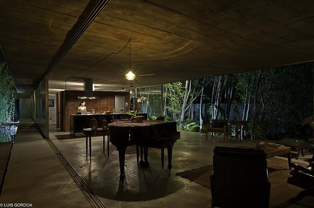neocribs Mexican Modern House Design Casa La Semilla Morelos