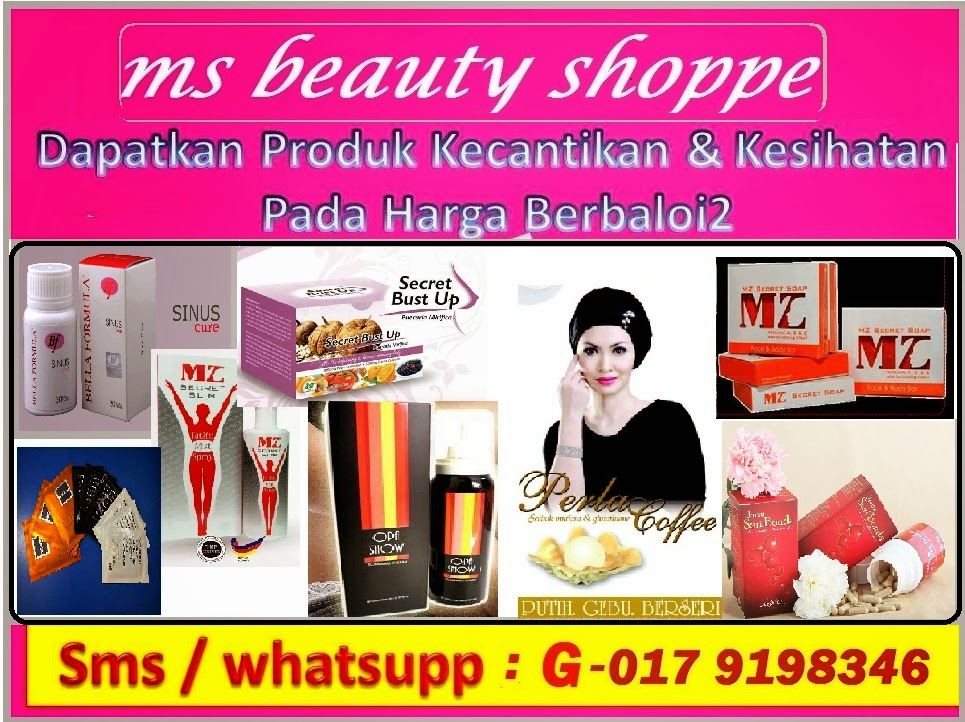 MS BEAUTY SHOPPE