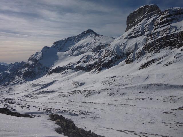 Pirineos, Gavarnie:Refugio des Espuguettes, Corredor Swan