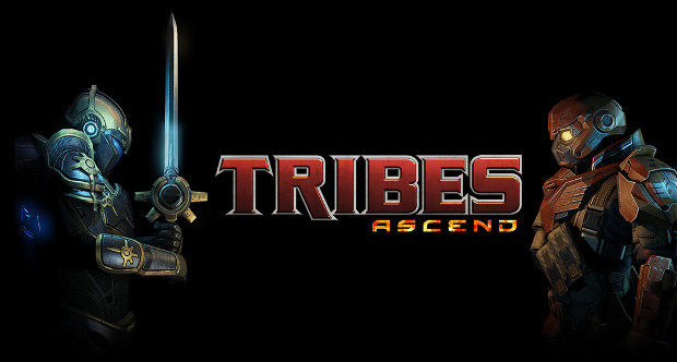 imagem logo Tribes Ascend