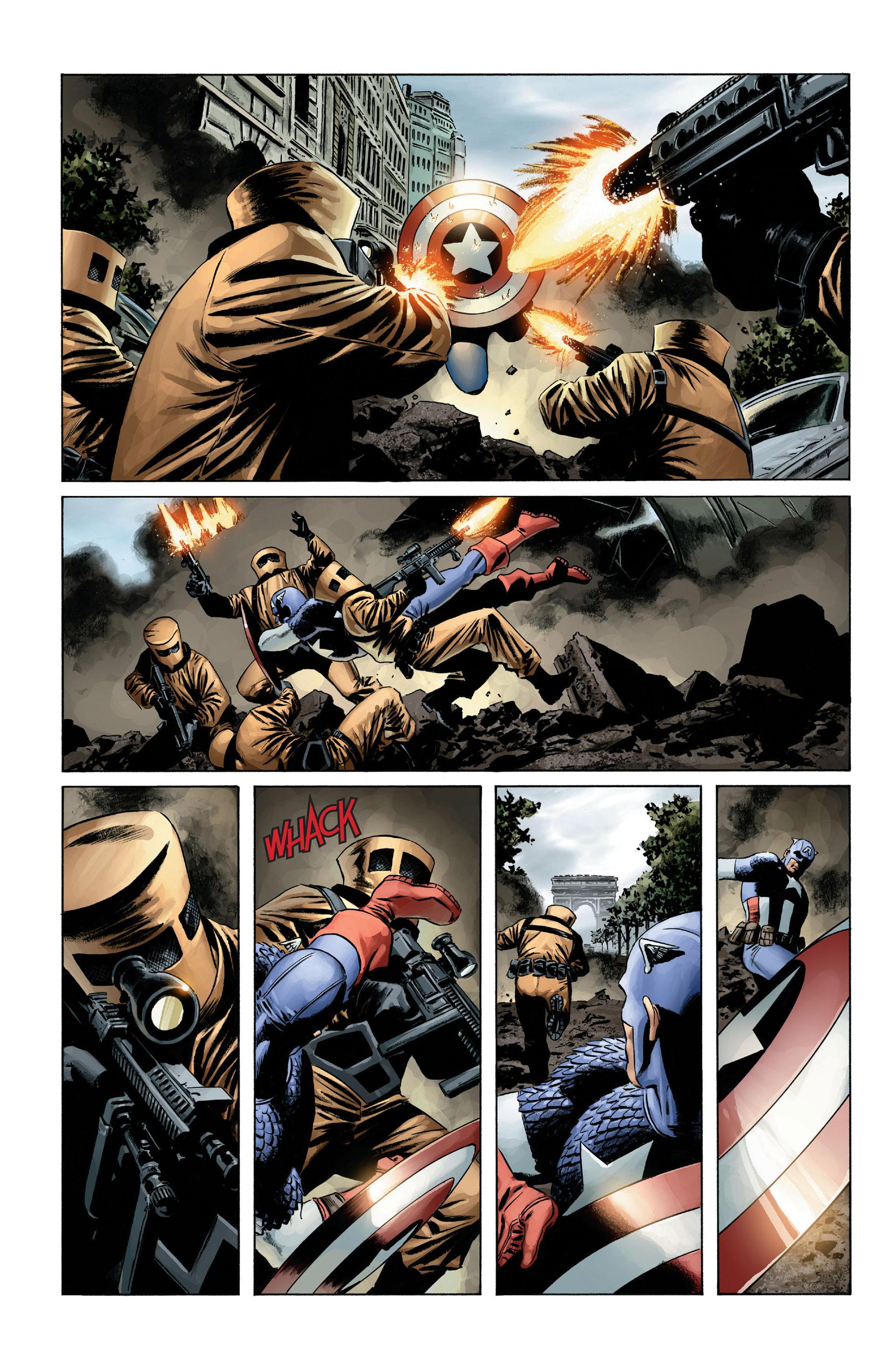 Captain America (2005) Issue #3 #3 - English 14
