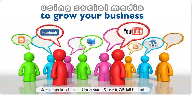 Using social media to boost business