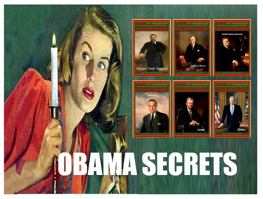 Obama Executive Order Secrets